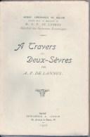 Livre A Travers Les Deux Sèvres - Féroé (Iles)