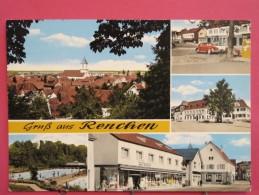 Carte Très Peu Courante - Allemagne - Renchen - Scans Recto-verso - Altri