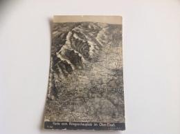 193 - Karte Von Kriegsschaupltaz Im Ober-Elsass - 14/18 - Mulhouse