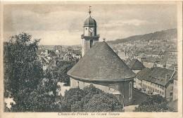 Suisse  LA CHAUX De  FONDS - Le GRAND TEMPLE - JU Jura