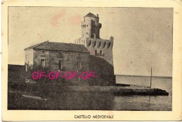 SALERNO -- SANTA MARIA DI CASTELLABATE -- CASTELLO MEDIOEVALE -- - Salerno