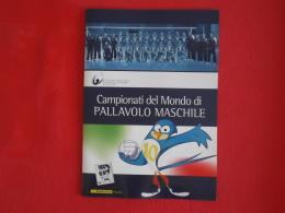 Italia Folder 2010 Camp. Mondiali Pallavolo Maschile Catalogo 2012 € 25,00 Prezzo Copertina € 16 - 6. 1946-.. Republic