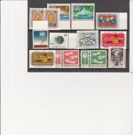 NATIONS UNIES ( NEW YORK ) N° 117 A 129  NEUF XX - 13 VALEURS   ANNEE 1963 A 1964 - New-York - Siège De L'ONU