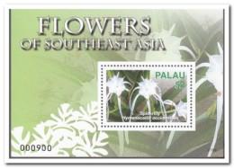 Palau 2007, Postfris MNH, Flowers - Palau