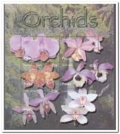 Palau 2003, Postfris MNH, Flowers, Orchids - Palau