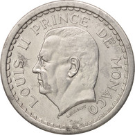 Monaco, Louis II, 2 Francs Non Daté (1943), KM 121 - Monaco