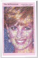 Nevis 1999, Postfris MNH, Flowers, Diana - St.Kitts En Nevis ( 1983-...)