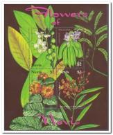 Nevis 2007, Postfris MNH, Flowers - St.Kitts En Nevis ( 1983-...)