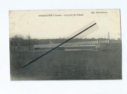 CPA  Coupée -   Dordives  - Le Pont De César - Dordives