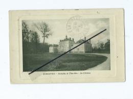 CPA   -   Dordives  - Domaine De Thurelles  - Le Château - Dordives