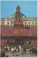 Moscow - Lenin Monument Mausoleum - Unused,perfect Shape - Monuments