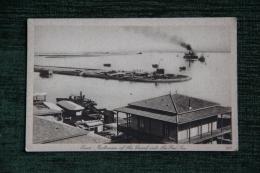 SUEZ - Entrance Of Canal - Suez