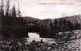 WODOSPAD W JAREMCZU (Ukraine) - Gel.1913 Von Oderfurt Nach Winzendorf. - Ukraine