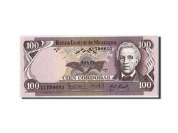 Nicaragua, 100 Cordobas, L.1984, 1984-08-06, KM:141, NEUF - Nicaragua