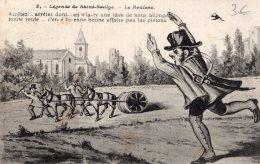 B24632 Légende De Saint Saulge - France