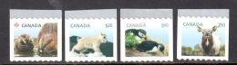 Canada Bébés Animaux 2014 ** - Roulettes