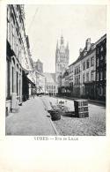 BELGIQUE - FLANDRE OCCIDENTALE - YPRES - IEPER - Rue De Lille. - Ieper