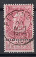 N° 58 Pitthem - 1884-1891 Léopold II