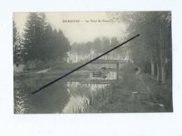 CPA  Coupée  -   Dordives  -  Le Pont Du Canal - Dordives