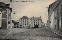 MONT-SAINT-GUIBERT.  GRAND'PLACE. - Mont-Saint-Guibert