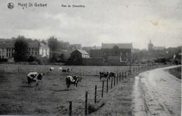 MONT-SAINT-GUIBERT.  RUE DU CIMETIERE. - Mont-Saint-Guibert