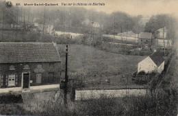 MONT-SAINT-GUIBERT.  VUE SUR LE CHATEAU DE BIERBAIS. - Mont-Saint-Guibert