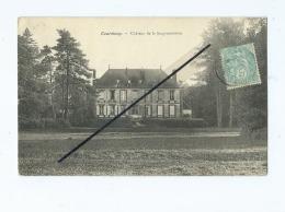 CPA  - Courtenay  - Château De La Jacqueminière - Courtenay