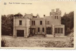 MONT-SAINT-GUIBERT.  CHATEAU DE LA FOSSE. - Mont-Saint-Guibert