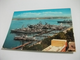 NAVE SHIP GUERRA  STAZIONE TORPEDINIERE TARANTO - Guerra