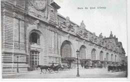 Gare Du Quai D Orsay - Timbres
