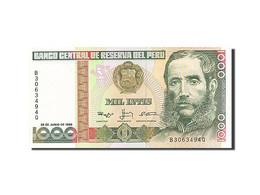 Pérou, 1000 Intis, 1985-1991, 1988-06-28, KM:136b, NEUF - Perù