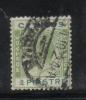 W2283 - CIPRO 1924 , Il N. 87  Usato. Fil CA Corsivo - Chypre (...-1960)