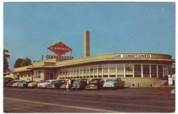 Rout 66, Villa Ridge Missouri, The Diamonds Restaurant, C1950s Vintage Postcard - Route '66'