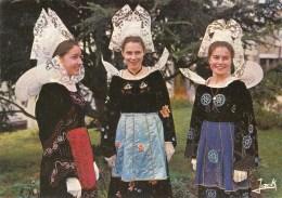29 - Costumes Et Coiffes De La Forêt Fouesnant - Folklore De Bretagne N° 1714 Art Jack - La Forêt-Fouesnant