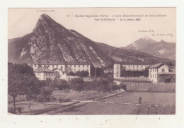 SAINT-EGREVE - L'ASILE DEPARTEMENTAL DE SAINT-ROBERT - VUE EXTERIEURE - - Frankreich