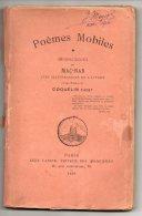 """"""" POÈMES MOBILES """" . MONOLOGUE DE MAURICE MAC . NÉ À VIERZON LE 04/01/1856 - Réf. N°162L - - Poésie"""
