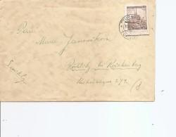 Boheme -Moravie ( Lettre De 1941 De Turnau Vers L'intérieur à Voir) - Bohemia & Moravia