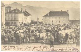 Bulle - Foire D'Automne - FR Fribourg