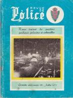 REVUE De POLICE Du MAROC. N° 99. Juillet 1975. Revue Marocaine. Très Rare - Otros