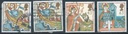 GROSSBRITANNIEN GRANDE BRETAGNE GB 1997 Missions Of Faith Set Of 4 SG 1972-75 SC 1730-33 MI 1684-87 YV  1942-45 - 1952-.... (Elizabeth II)