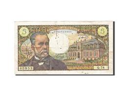 France, 5 Francs, 1966, 1968-04-04, KM:146b, TB, Fayette:61.7 - 1962-1997 ''Francs''