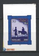 Irlande 2000 N°1298 Neuf ** Noël - 1949-... Repubblica D'Irlanda