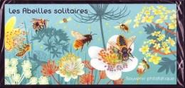 """FRANCE 2016 NC / BLOC SOUVENIR """" LES ABEILLES SOLITAIRES ( 2 Blocs ) """" SOUS BLISTER SUPERBE..... - Blocs Souvenir"""