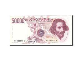Italie, 50,000 Lire, 1984, KM:113a, 1984-02-06, TTB - 50000 Lire
