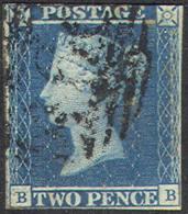 GREAT BRITAIN 4, Used, Sound. (gb004-13.    [16-ET - 1840-1901 (Victoria)