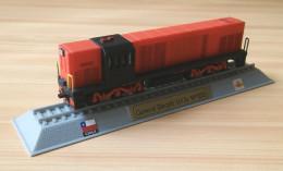Chile 1/160 Silverline Locomotive General Electric U12C Diecast Chile - Unclassified