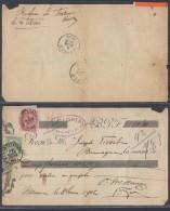 AC200 Reçu De Namur à Jambes 1902 - Belgique