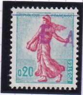 85359 - 1 TP ** Surcharge Manuelle EA De BEKKARIA SUP - Postmark Collection (Covers)