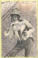 Superbe Carte CADET ROUSSELLE 1904 ( Dos Simple ) - Bergeret