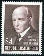 Österreich - Michel 1661 - ** Postfrisch (D) - Robert Musil - 1945-.... 2ª República